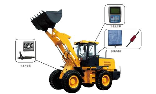 配料专用装载机电子秤